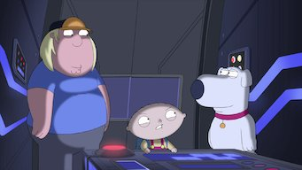 Family Guy: Season 13: Stewie, Chris & Brian's Excellent Adventure